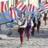 Pavane zászlóforgatók